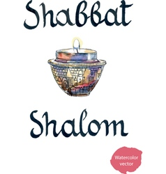 Shabbat vector