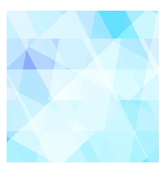 Abstract geometric background image vector