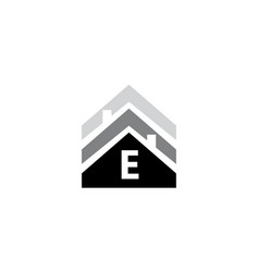 Real estate initial e vector