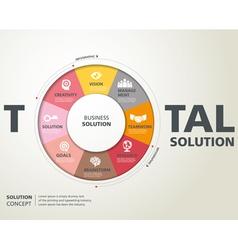 Infographic Typography 08 vector