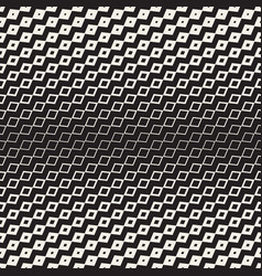 halftone gradient mosaic lattice seamless vector image
