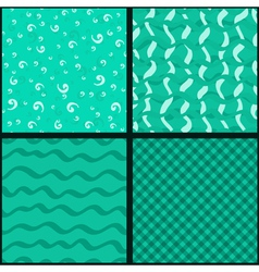 set seamless14 vector image vector image