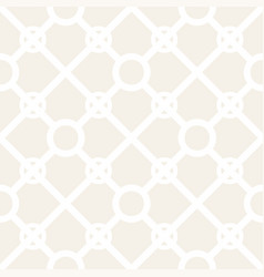 Abstract geometric lines lattice pattern seamless vector