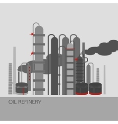 Oil Plant 01 A vector image
