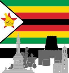 Zimbabwe vector