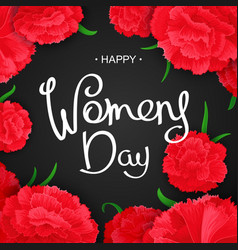 8 th march international womens day vector image