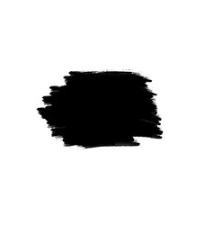 black vintage grunge splatter for backgrounds vector image