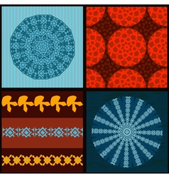 set seamless16 vector image