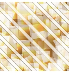 Abstract seamless square background vector image