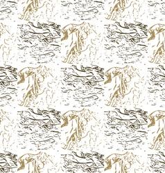 Abstract random lines vector
