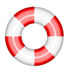 Lifebuoy help rescue save ship sos ring buoy vector