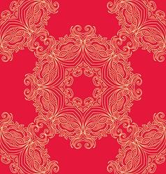 Mandala pattern76 vector