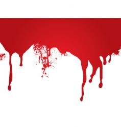blood stream vector image vector image