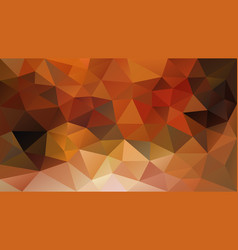 abstract irregular polygonal background fall vector image