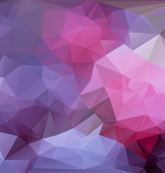 Abstract triangle polygonal background in eps vector