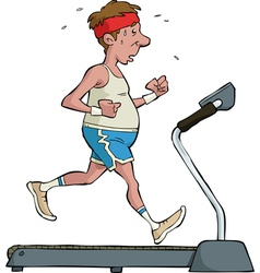 Treadmill vector