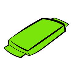 food box icon icon cartoon vector image