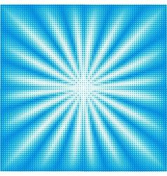 Sun beans vector image