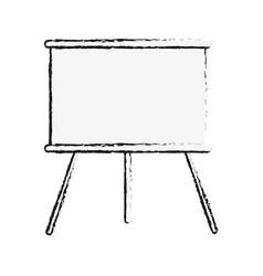 Blank business presentation vector
