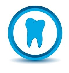 Blue tooth icon vector