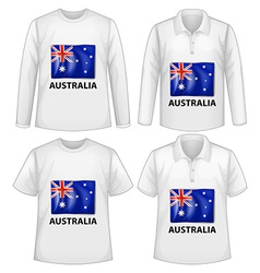 Shirts vector image