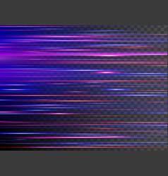 transparent light effect high speed vector image