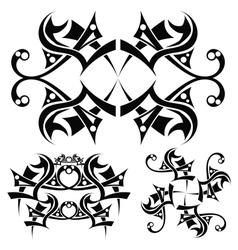 Tribal Art Design vector image