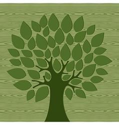 Eco friendly concepttree vector