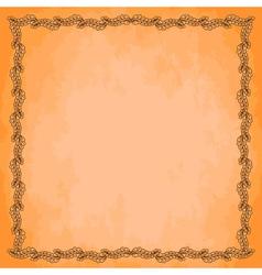 grunge paper texture vector image