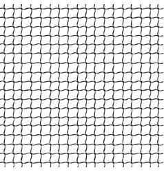 tennis net seamless pattern vector image