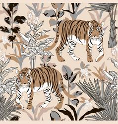 wild animal vector image