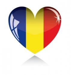 Moldavia flag vector image vector image