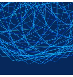 Abstract spirograph element vector