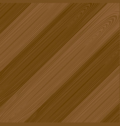 brown wood bacground icon vector image