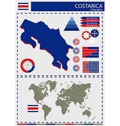 Costarica vector