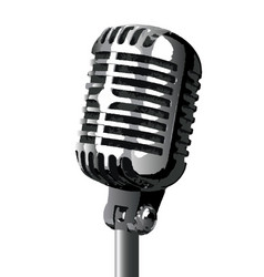 Isolated stage mic vector