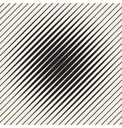 Seamless diagonal lines halftone pattern vector