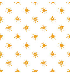 Spot of orange honey pattern vector