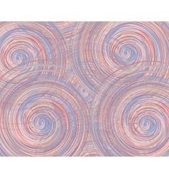 pattern of circles vector image vector image