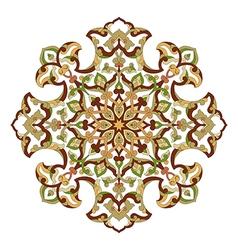 Artistic ottoman pattern series ninety three vector