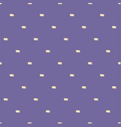 brush stroke artistic seamless pattern vector image