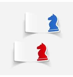 Realistic design element chess vector