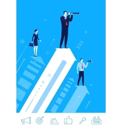 business concept Business vector image