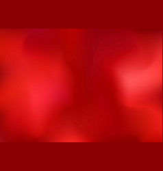 abstract red cloud or smoke background blurred vector image