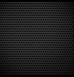carbon fiber industrial background with vector image