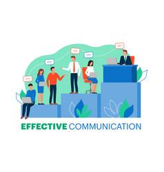 Effective communication vector