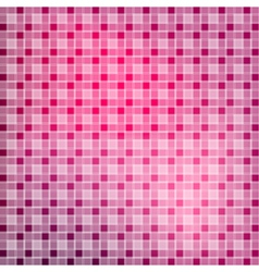 abstract tile red vector image vector image