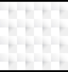 White Folded Paper Texture Seamless Pattern vector image vector image