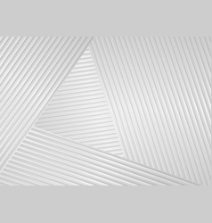 Grey abstract concept stripes tech background vector