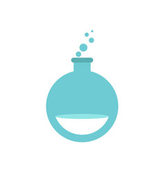 potion icon vector image